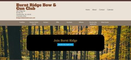 Burnt Ridge Bow and Gun Club Website